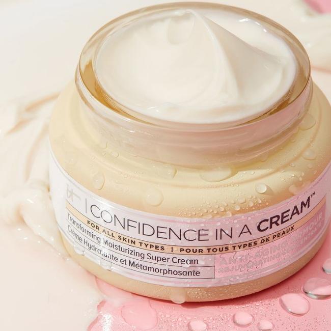 高效7合1抗老面霜!IT Cosmetics Confidence in a Cream自信面霜