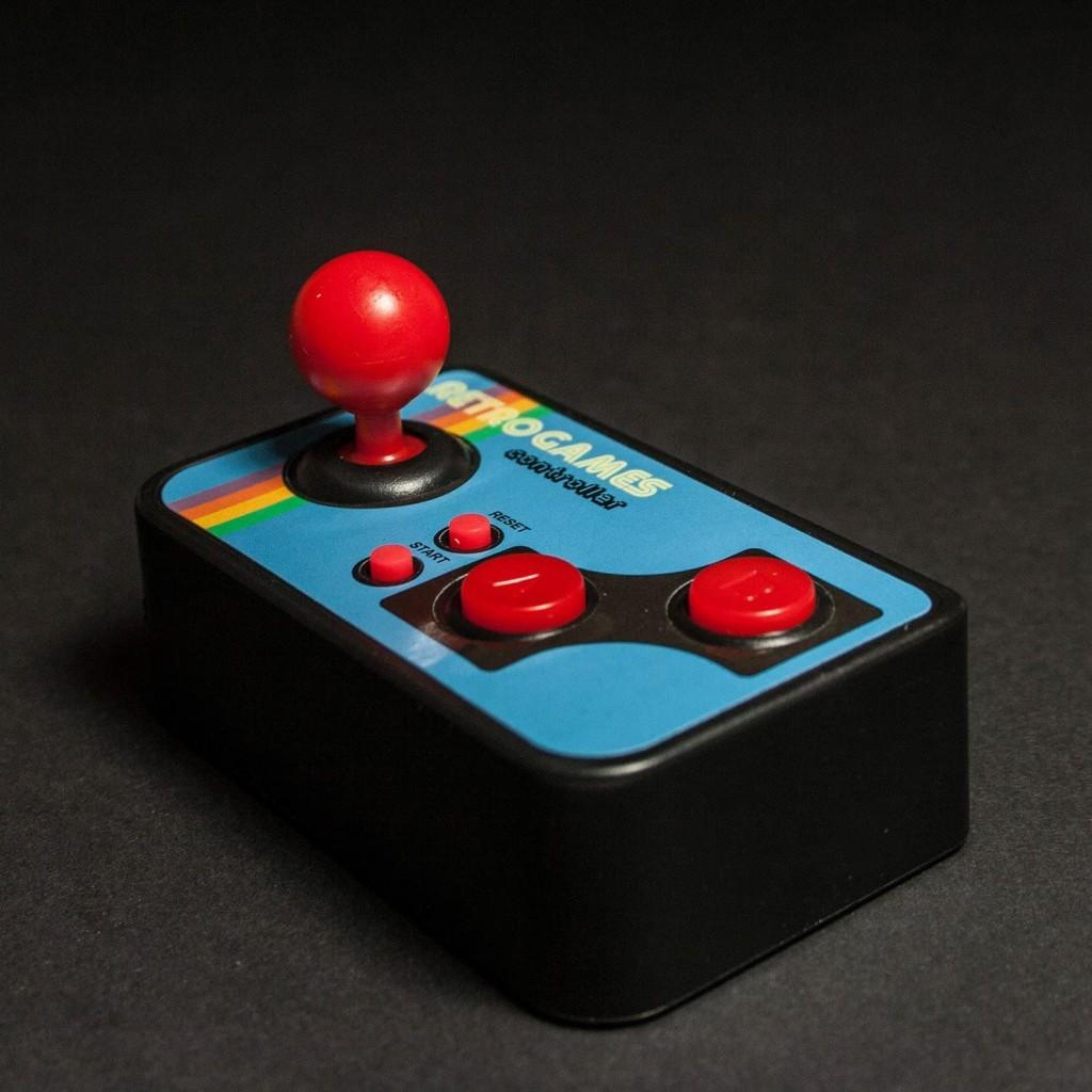 扭动你的大拇指!迷你游戏机,体验复古风潮!