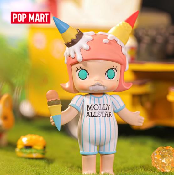 在德国也能玩国内最火的拆盲盒泡泡马特了!PopMART Molly Yummy Party 系列