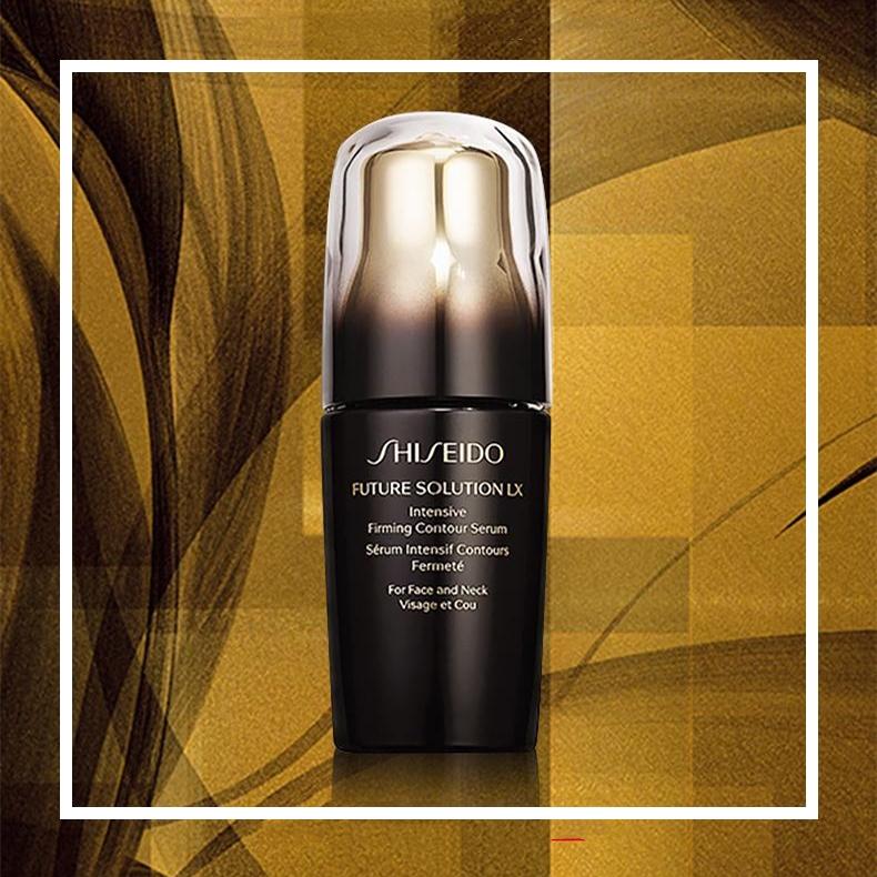 资生堂家最高端的紧致抗老系列!Shiseido 资生堂时光琉璃御藏臻萃紧肤精华液#50ml
