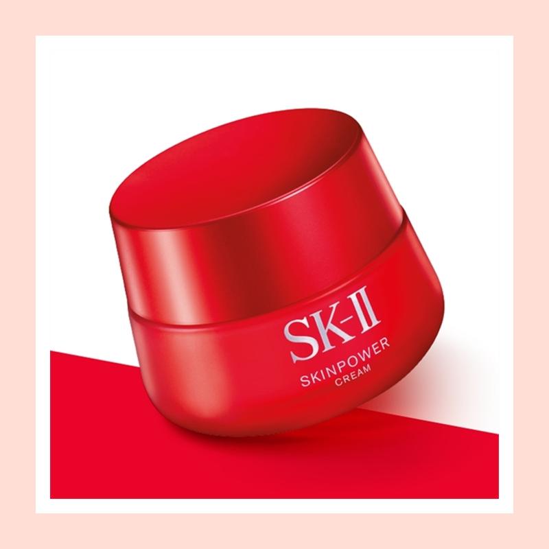 【直邮中国】一抹赋能触肤即融!SK-II 大红瓶/面部护肤精华面霜#80g