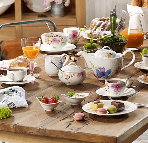 德国高质量品牌Villeroy & Boch 瓷器餐具