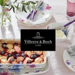 高档瓷器VILLEROY & BOCH