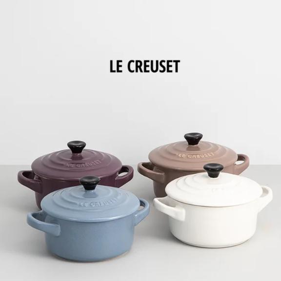 艺术品质感,法国Le Creuset锅具品牌