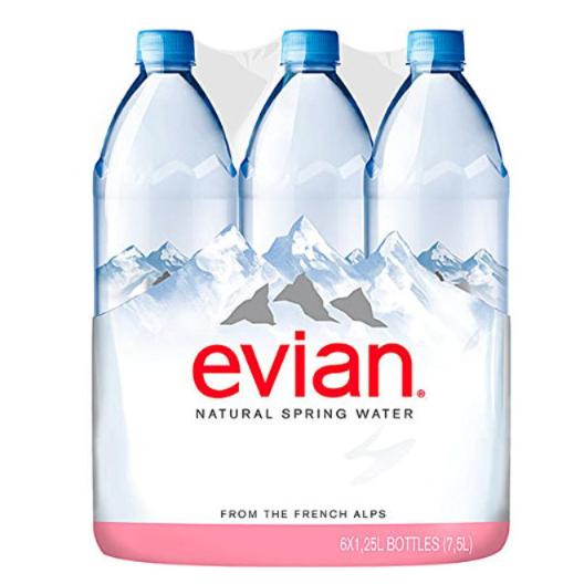 喝品质依云矿泉水,喝出健康好身体!
