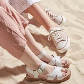 英伦风Clarks带来夏季美鞋~