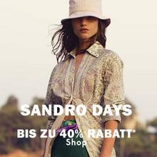 国人购买率最高的法式轻奢Sandro