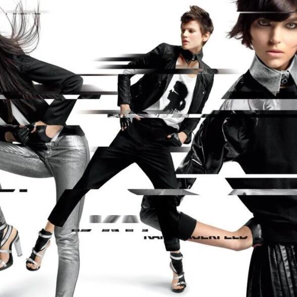 Chanel首席设计师的同名个人品牌Karl Lagerfeld
