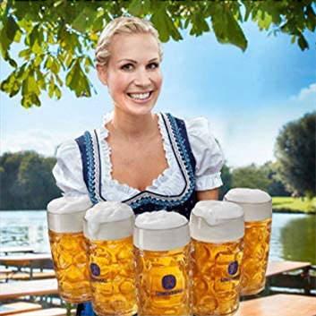 去不了慕尼黑啤酒节,在家也能喝!Löwenbräu拜仁代表性啤酒