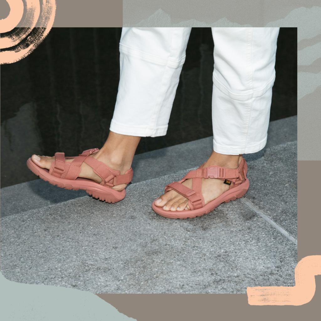【直邮中国】世界三大凉鞋品牌Teva