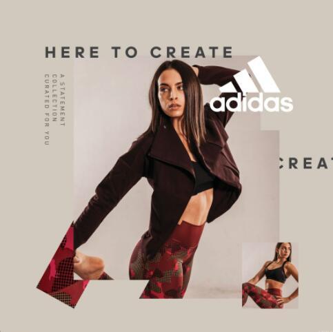 爱生活爱运动爱Adidas