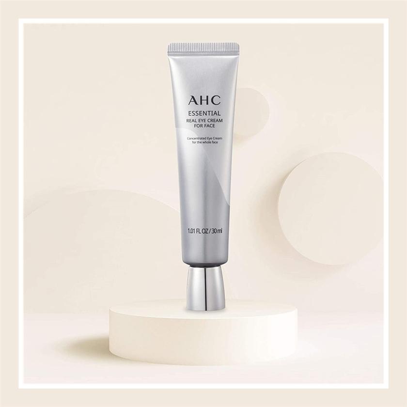 韩国高端院线级SPA护肤品牌 AHC 水感滋养眼霜30ml 买三付二?