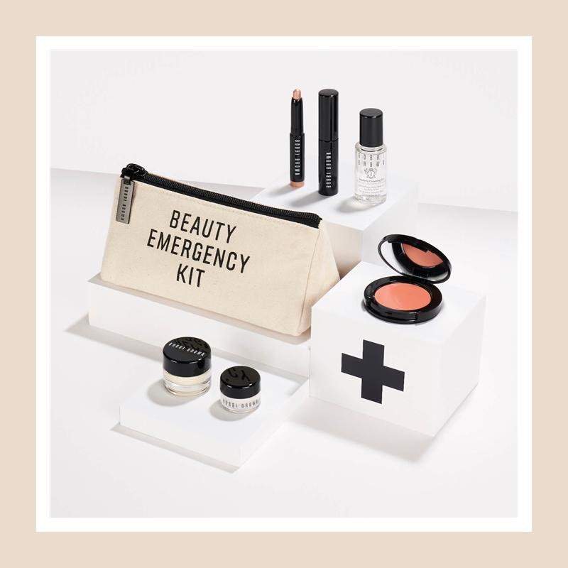 护肤美妆清洁一套搞定!Bobbi Brown 专属美妆套装Kit 3.0版本