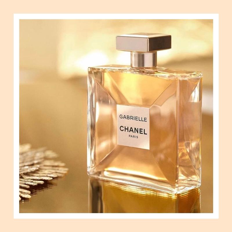代表香奈儿女士的优雅小方瓶!Chanel Gabrielle 香奈儿嘉柏丽尔香水