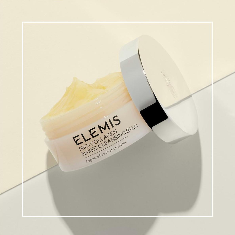 万人赞的骨胶原卸妆膏又添强劲新成员!Elemis Pro-Collagen骨胶原无味无色卸妆膏