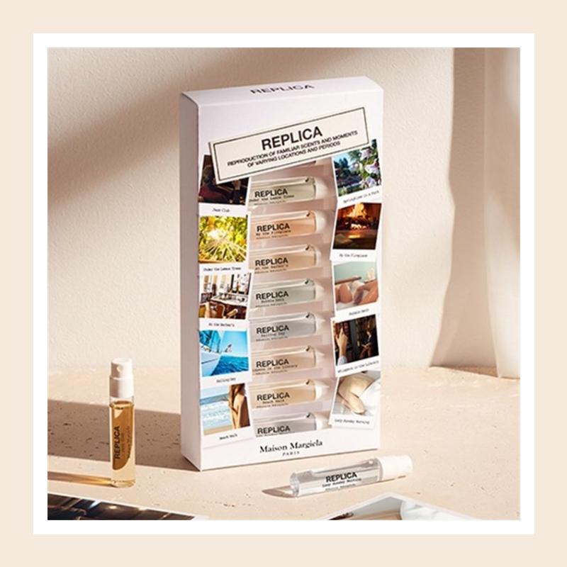 新款试香礼盒上市啦!Maison Margiela 马吉拉香水试香礼盒2ml*10支装