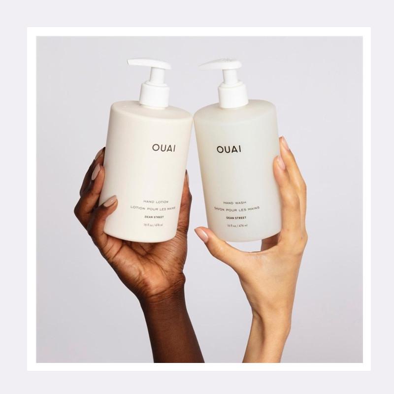 被香氛耽误的专业洗护品牌!高端小众品牌 OUAI 护手乳液 #437ml