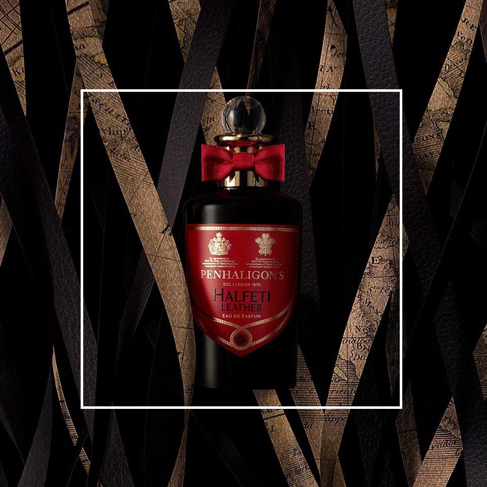 拥有神秘东方的深邃气息!英国皇室御用高级小众香氛 Penhaligon's/潘海利根 黑玫瑰皮革 #100ml