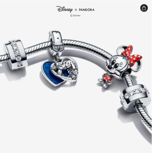 地表最强律师函……没法警告!Pandora潘多拉官网Disney系列新品