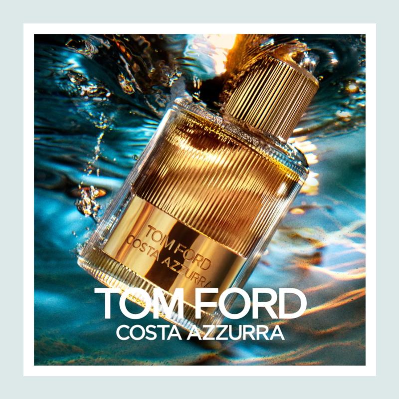 浮木海藻的海洋气息!Tom Ford 新款2021全新中性香#Costa Azzurra