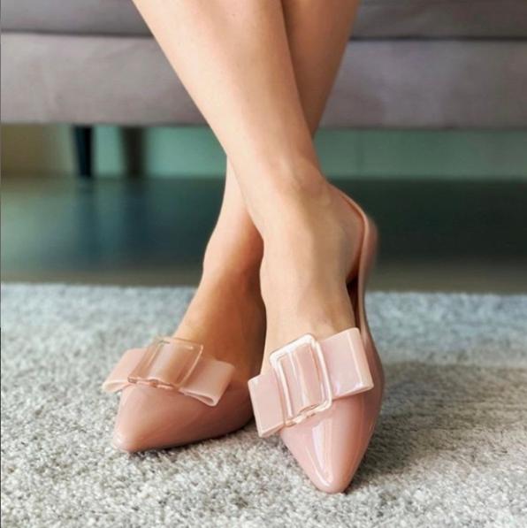 【直邮中国】瞧瞧我的时尚水晶鞋!西班牙Melissa果冻鞋