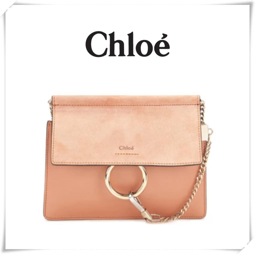 Chloé 精致Faye迷你链条包