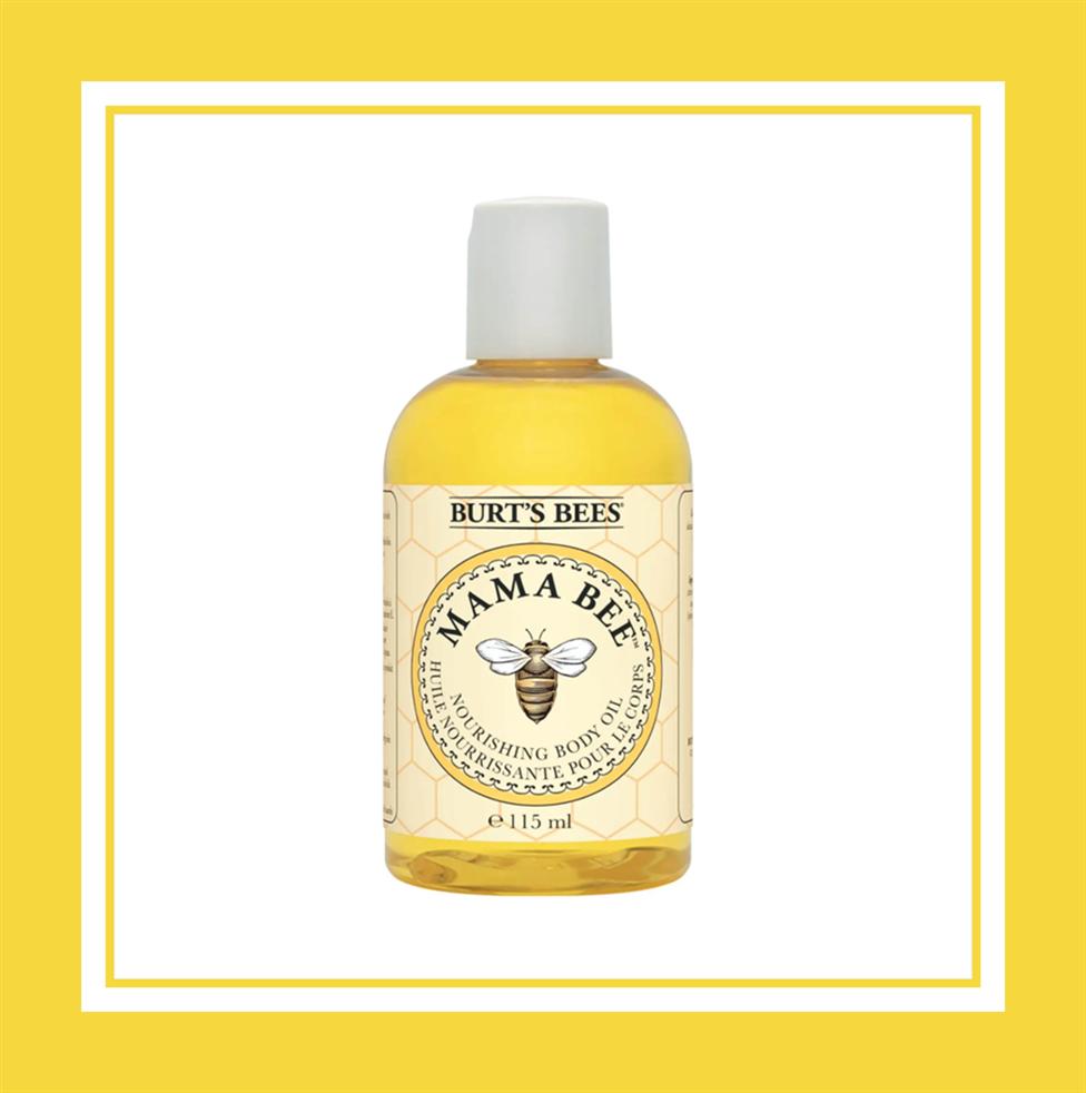 宝宝每日SPA,减少肌肤问题!Burt's Bees 小蜜蜂婴儿按摩油