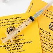 自己的健康怎能完全交予他手?必须自己把握!德国疫苗接种卡/国际通行证书(含新冠疫苗)