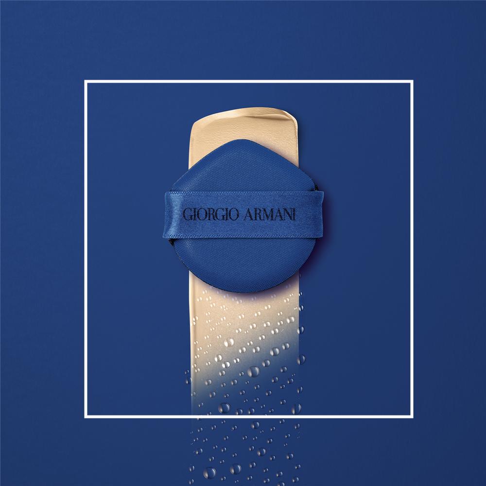 显微镜精致妆感💙 Giorgio Armani/阿玛尼 绝美「小蓝盒」气垫补充装