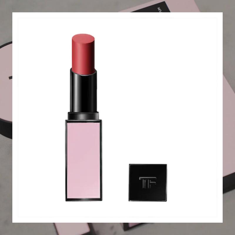 温柔粉嫩的细方管谁能不爱!Tom Ford 新款禁忌玫瑰系列唇膏