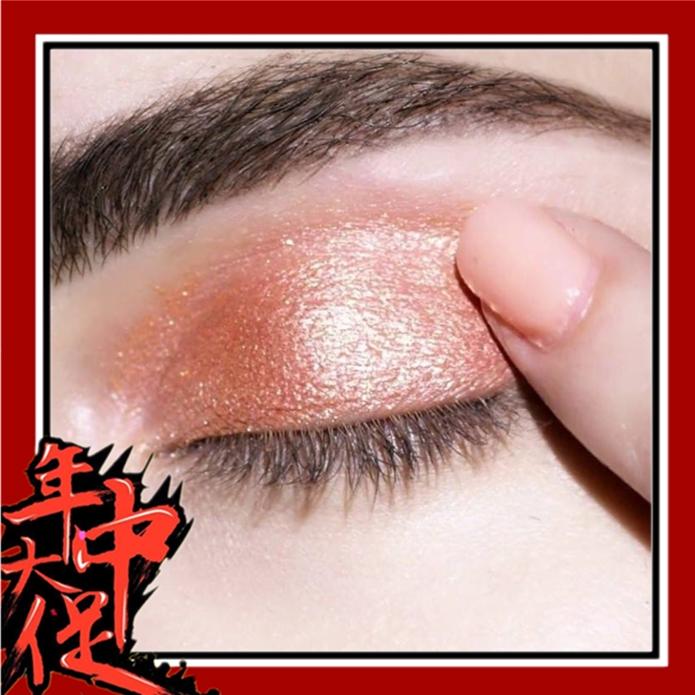 波光潋滟的水蜜桃女孩!TOM FORD 双层眼影膏#Golden Peach