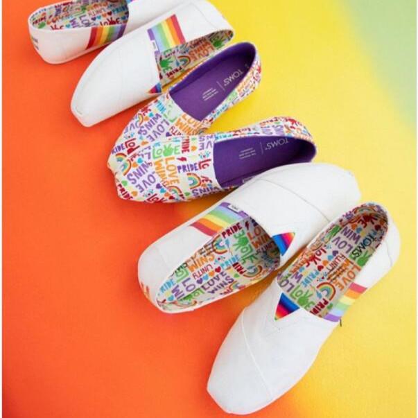 舒适度必须第一,方便又耐穿的懒人鞋Toms