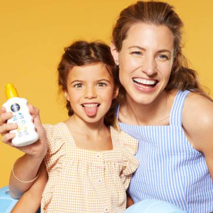 小朋友的专业防晒!NIVEA SUN Kids LSF 50+防晒喷雾,保护孩子的娇弱肌肤!