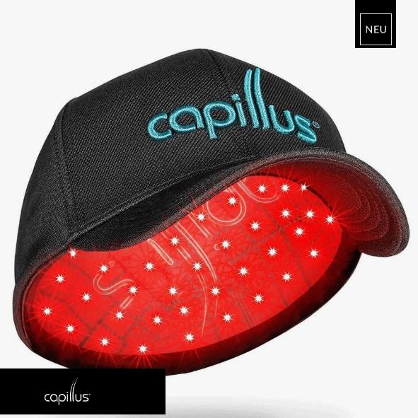 每天6分钟,神奇鸭舌帽还你浓密秀发!Capillus激光活发帽