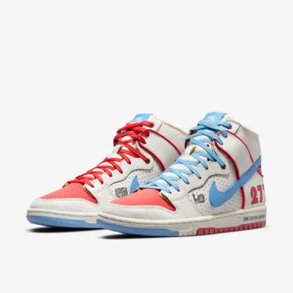 保时捷联名?Nike SB Dunk High Pro Ishod Wair x Magnus Walker