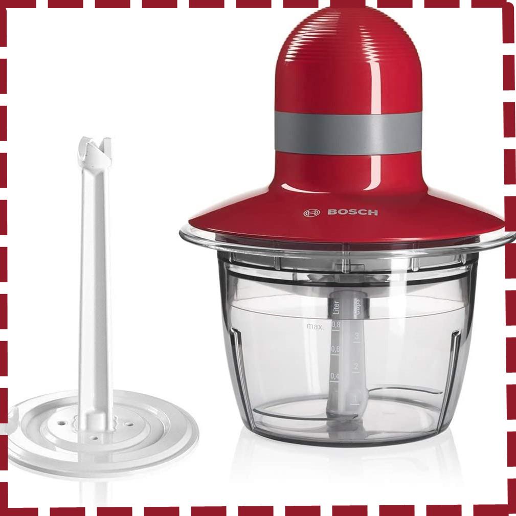 中国厨房必备!饺子神器!Bosch小型绞肉机搅拌机 800ml