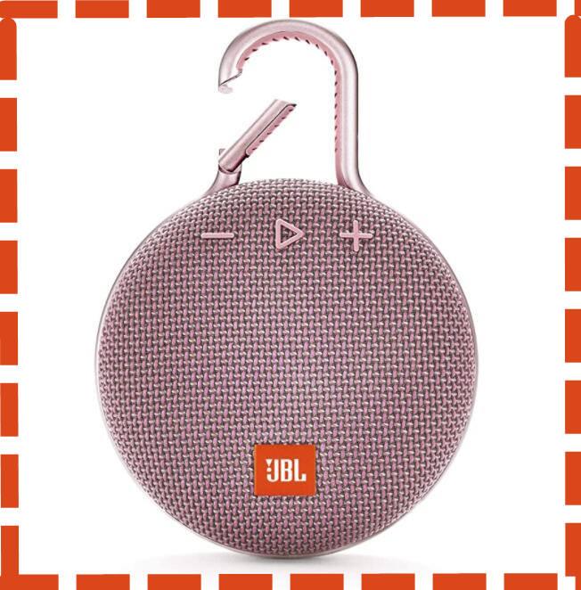 高品音质随身带走!JBL Clip 3蓝牙音箱