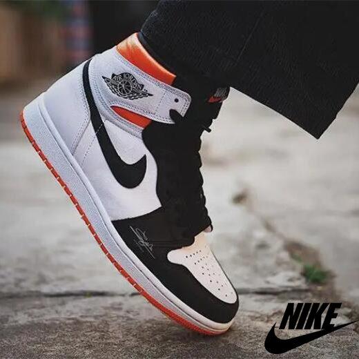 """这不""""扣碎""""!Nike Air Jordan 1 High OG「Electro Orange」"""