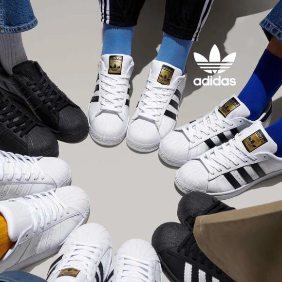 休闲运动潮牌巨头Adidas