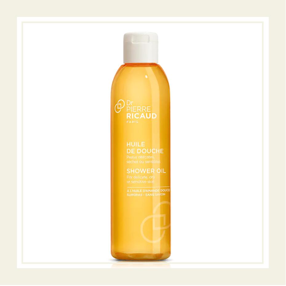 温和保湿不含皂基!肌肤如丝绸般丝滑!Dr.Pierre Ricaud 乳木果滋养沐浴油