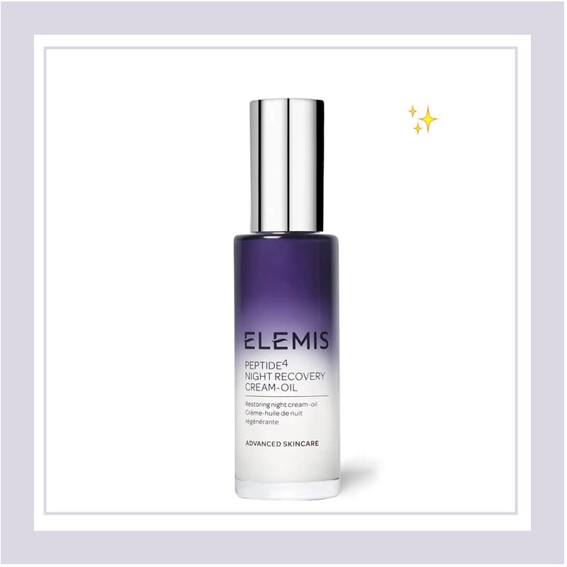 许个愿,明天醒来就能拥有完美肌肤!ELEMIS/艾丽美  胜肽系列熬夜精华油