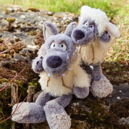 德国本土最受欢迎毛茸玩具品牌Nici官网