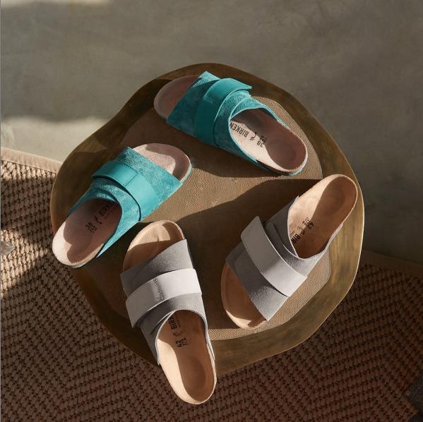 【七夕特惠】超舒适的德国凉鞋~Birkenstock