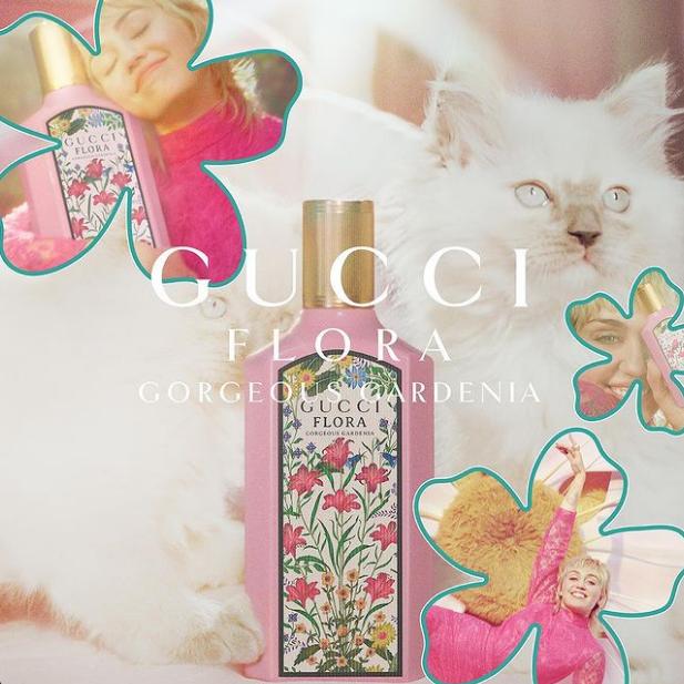 是你要的那支温柔少女栀子花!Flora by Gucci Gorgeous Gardenia古驰绮梦栀子香水
