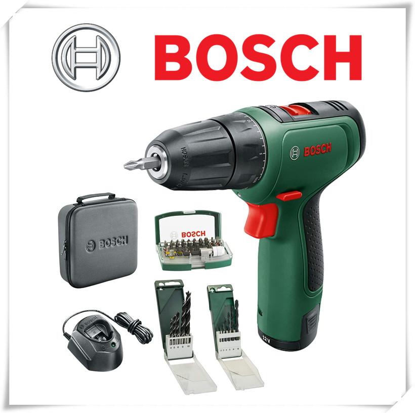 神器小家电,Bosch电动螺丝刀/电钻,在德必备!