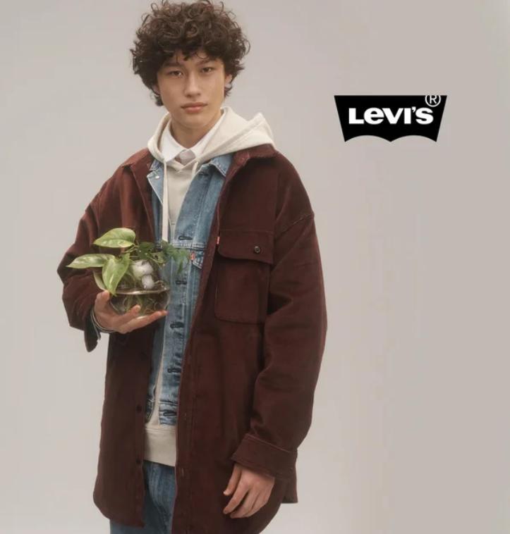 永远不败的经典牛仔!Levi's 李维斯男女儿童服饰鞋履特卖