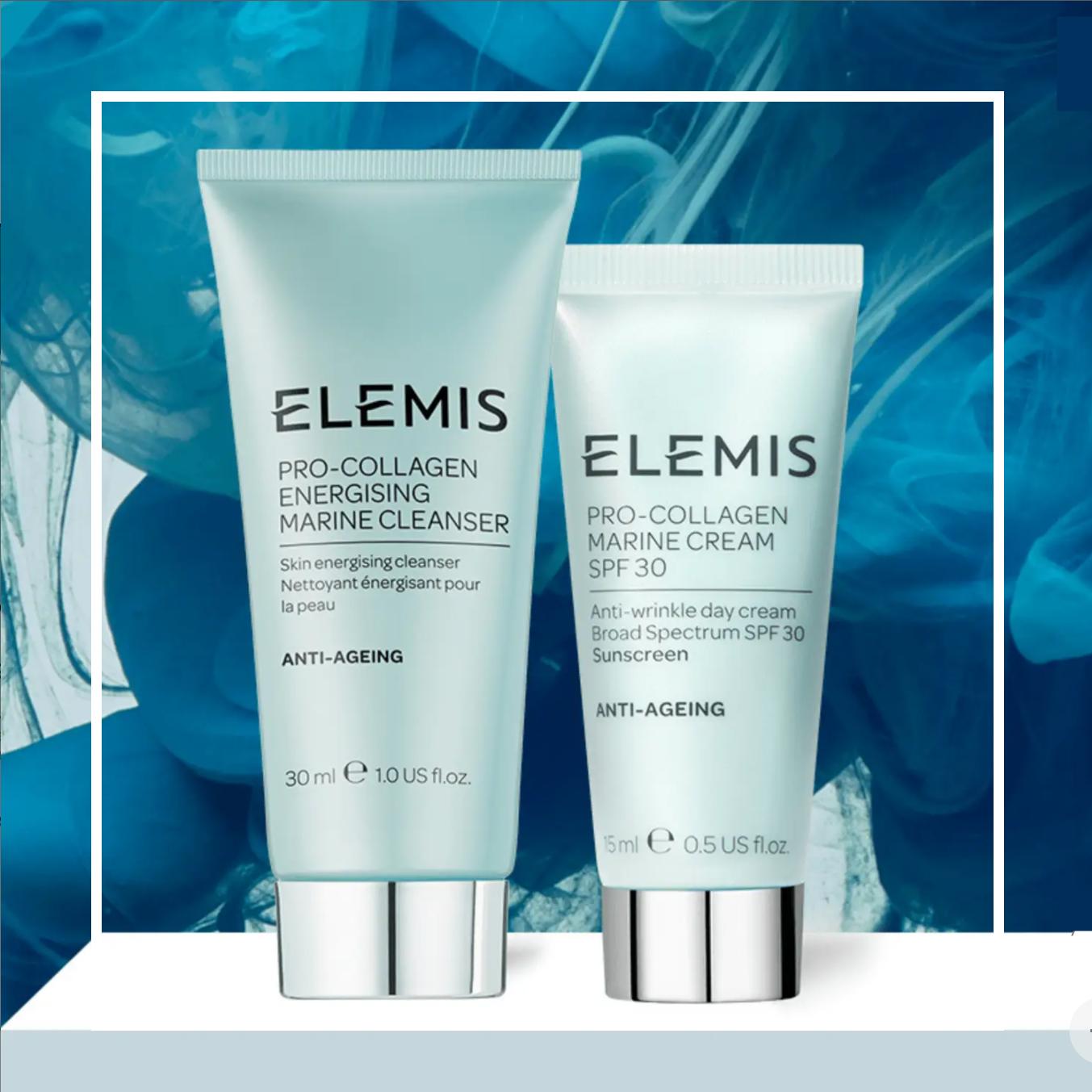 ELEMIS/艾丽美 口碑系列骨胶原面霜套装