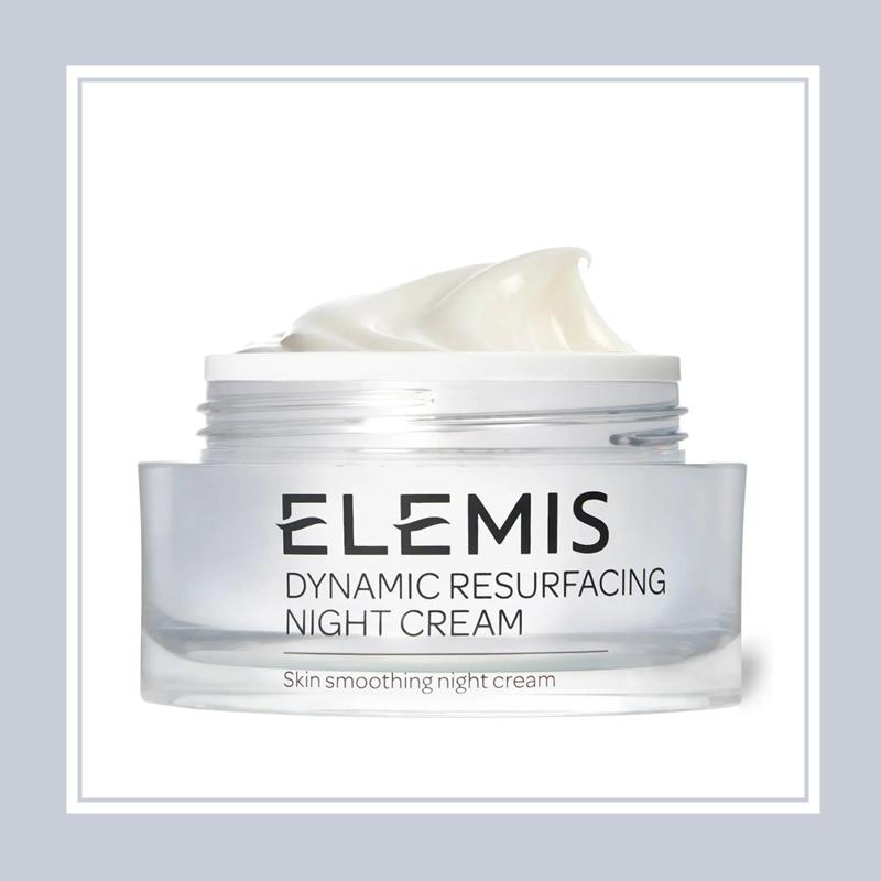 同样是睡觉,它却在晚上让你偷偷变白!Elemis 三重酵素系列动态焕肤晚霜
