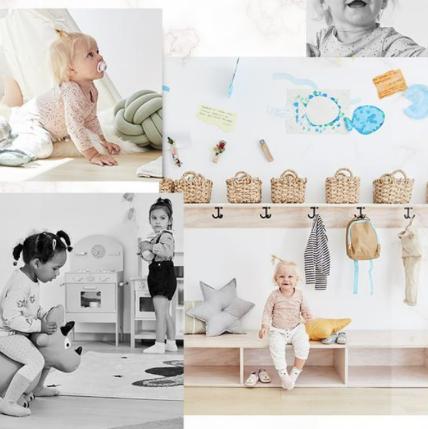 快乐童年~给宝宝打造温馨儿童房!