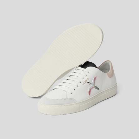瑞典新锐潮流品牌Axel Arigato~飞鸟缝线运动鞋
